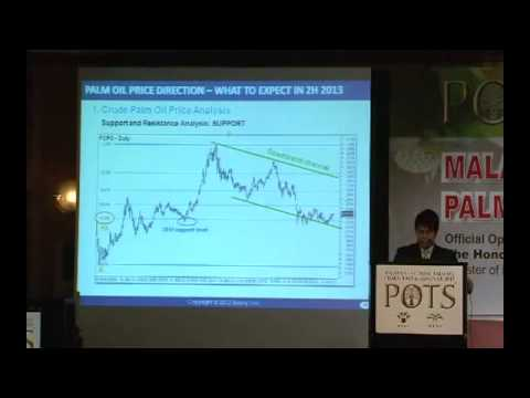 POTS Vietnam 2013: Palm Oil Price Direction - What To Expect In The Next Quarter