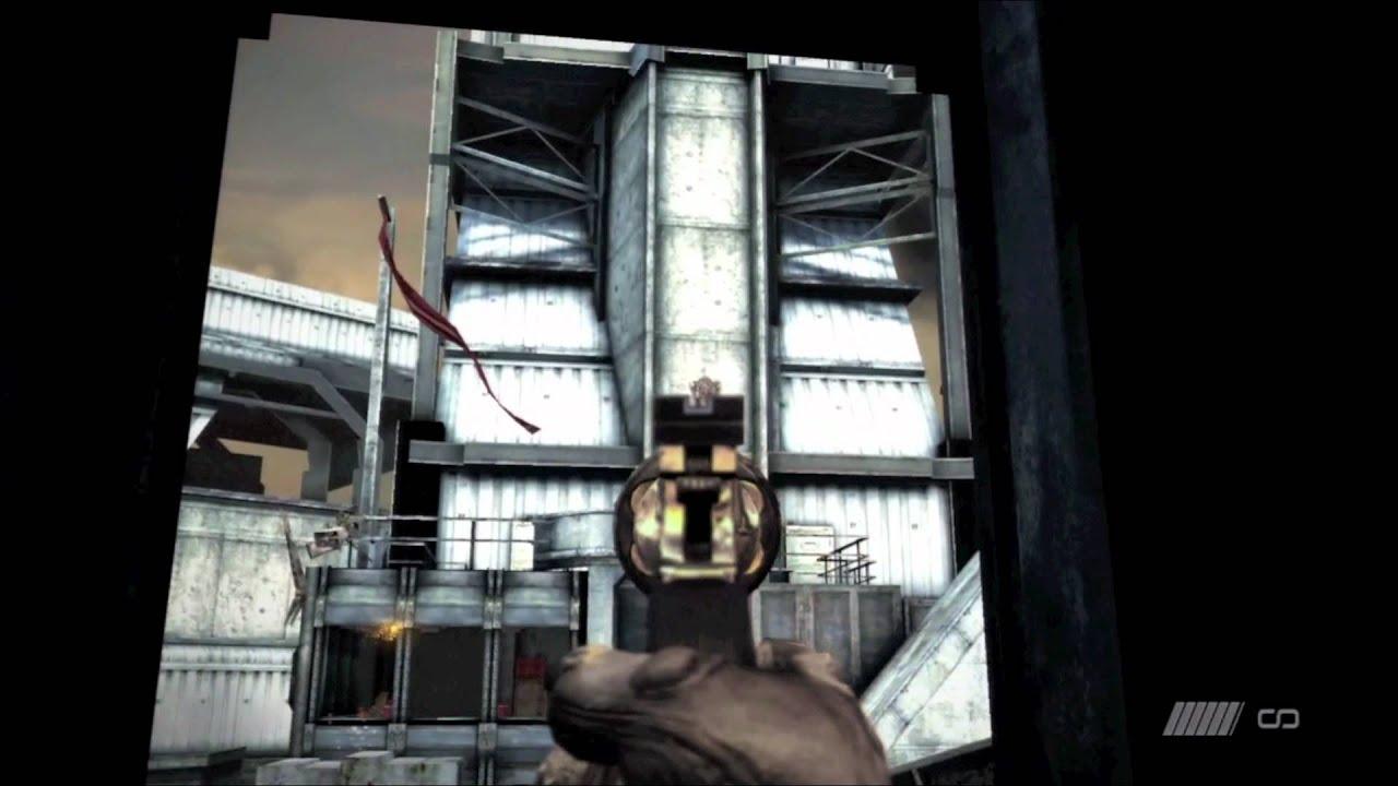 Killzone 2 Corinth River Helghast Symbols And Intel Youtube