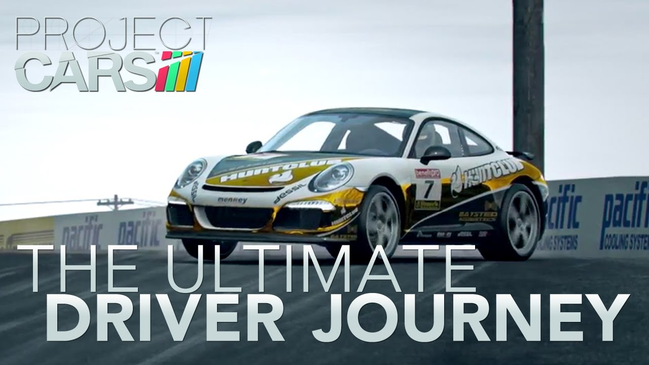 Download Project CARS - PS4/XB1/PC/Wii U - The Ultimate Driver Journey