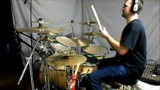 System of a Down - Violent Pornography (HQ Audio Drum Cover) drum cover