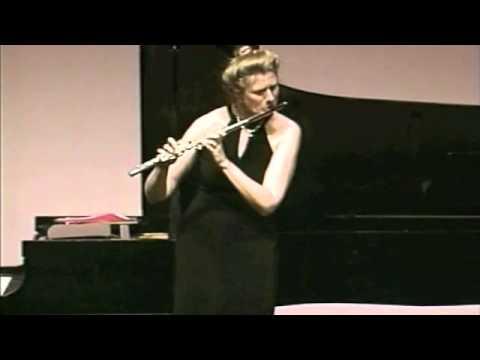 Alexa Still Plays Soliloquy for Solo Flute Op. 44 by Lowell Liebermann