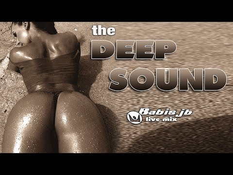 DEEP SOUND live mix BABIS  deep house & progressive  music
