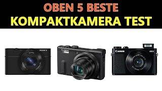 Beste Kompaktkamera Test 2018