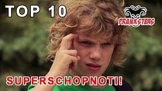 TOP 10 PRANKŮ SE SUPERSCHOPNOSTMI!