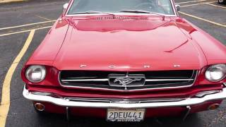 1965 Ford Mustang -CLEAN V8 CALIFORNIA PONY CAR-FUEL INJECTED -PRO TOURING STYLE- FOR SALE