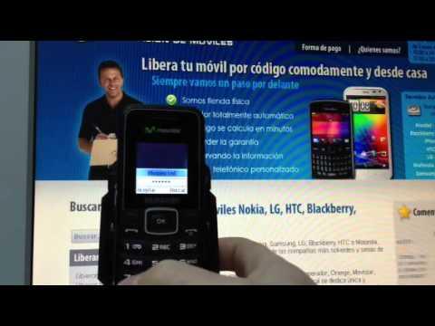 Liberar Samsung E1050 de Movistar, Vodafone u Orange por imei