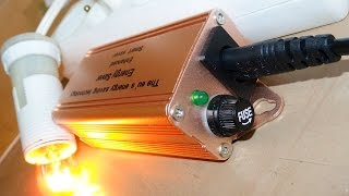 free Energy? Chinese Energy Saver (Metal Box Version) Tested
