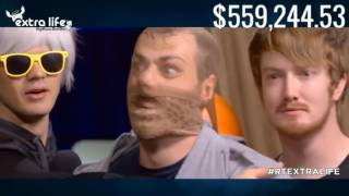 Rooster Teeth Extra Life 2016 Hour 19 - #2SPOOKY