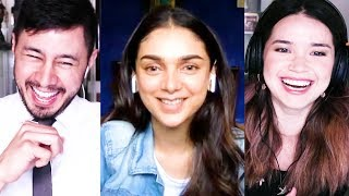 THE ADITI INTERVIEW | Jaby Interviews Aditi Rao Hydari