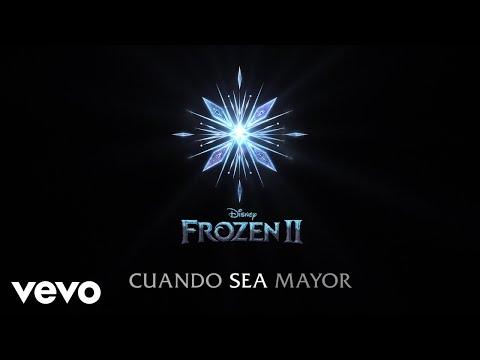 """David Filio - Cuando Sea Mayor De """"Frozen 2""""Lyric"""