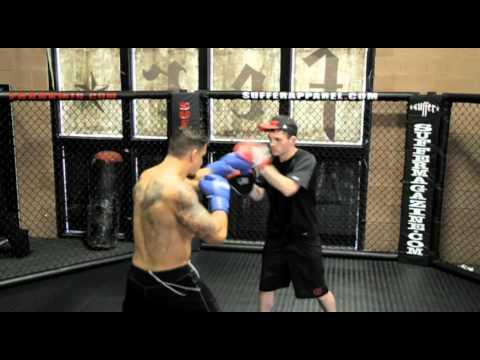 UFC Frank Mir Training Video / Pop Evil - Last Man Standing