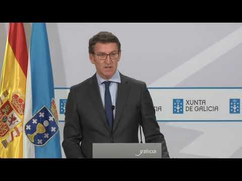 El presidente de la Xunta avanza un aumento de las restricciones