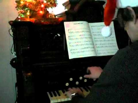 "A Charlie Brown ""Pump Organ"" Christmas!. :-)"