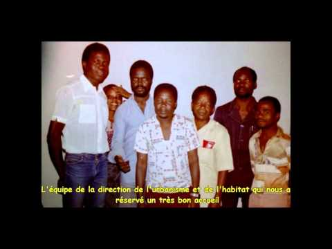 Bangui 81- 82 en photos ( musique traditionnelle 1 )