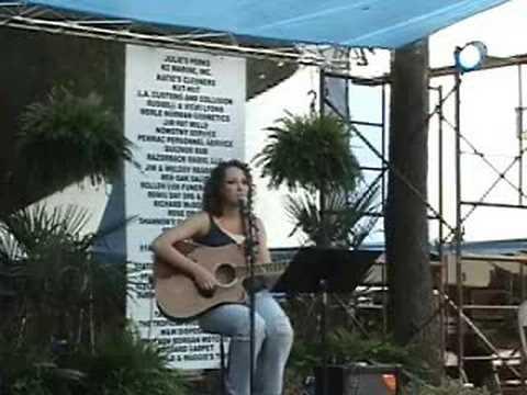Shanna Collins singing