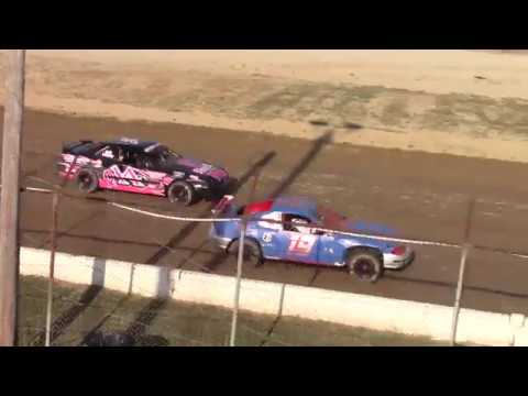 Genesee Speedway Highlights 8-3-19