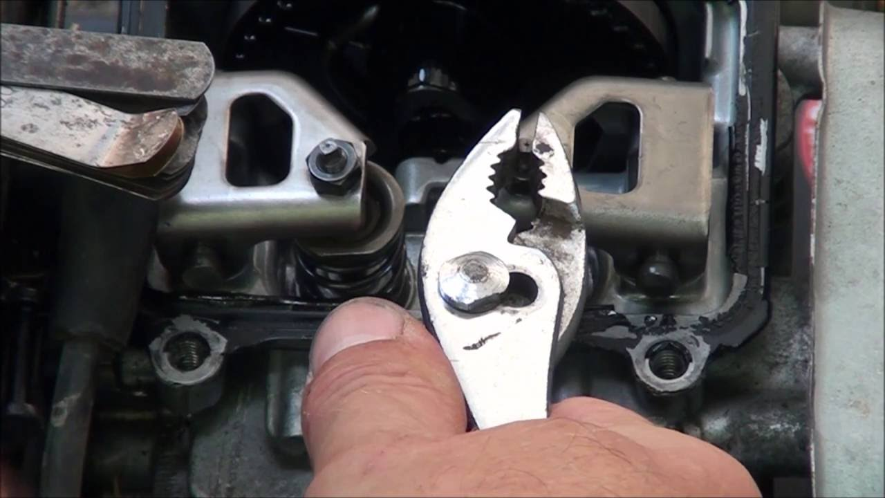 HONDA GC160 - GC190 Engine VALVE ADJUSTMENT and SPECIFICATIONS. PRESSURE WASHER - YouTube