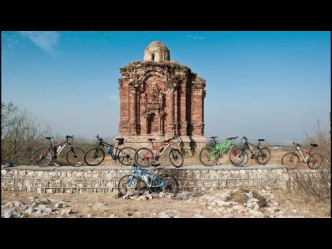 Ride to Malot Temples in Salt Ranges HD - MTB Islamabad