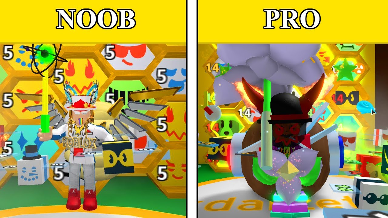 Roblox Bee Swarm Simulator Noob Vs Pro Youtube Video Statistics For Is Deeterplays A Noob At Roblox Bee Swarm Simulator Noxinfluencer