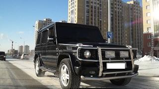 Merсedes - Benz Gelandewagen BRABUS. Позволяй себе всё.