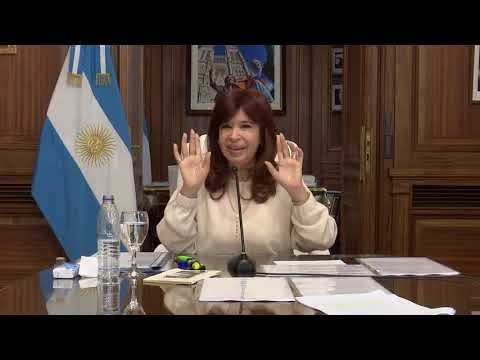 Intervención completa de CFK en la audiencia de la Cámara de Casación por la causa