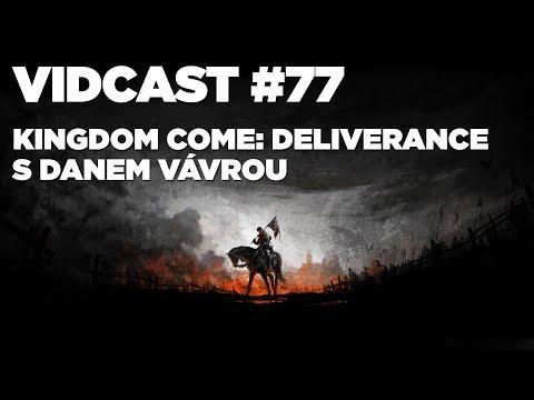 Hrej.cz Vidcast #77: O Kingdom Come: Deliverance s Danem Vávrou