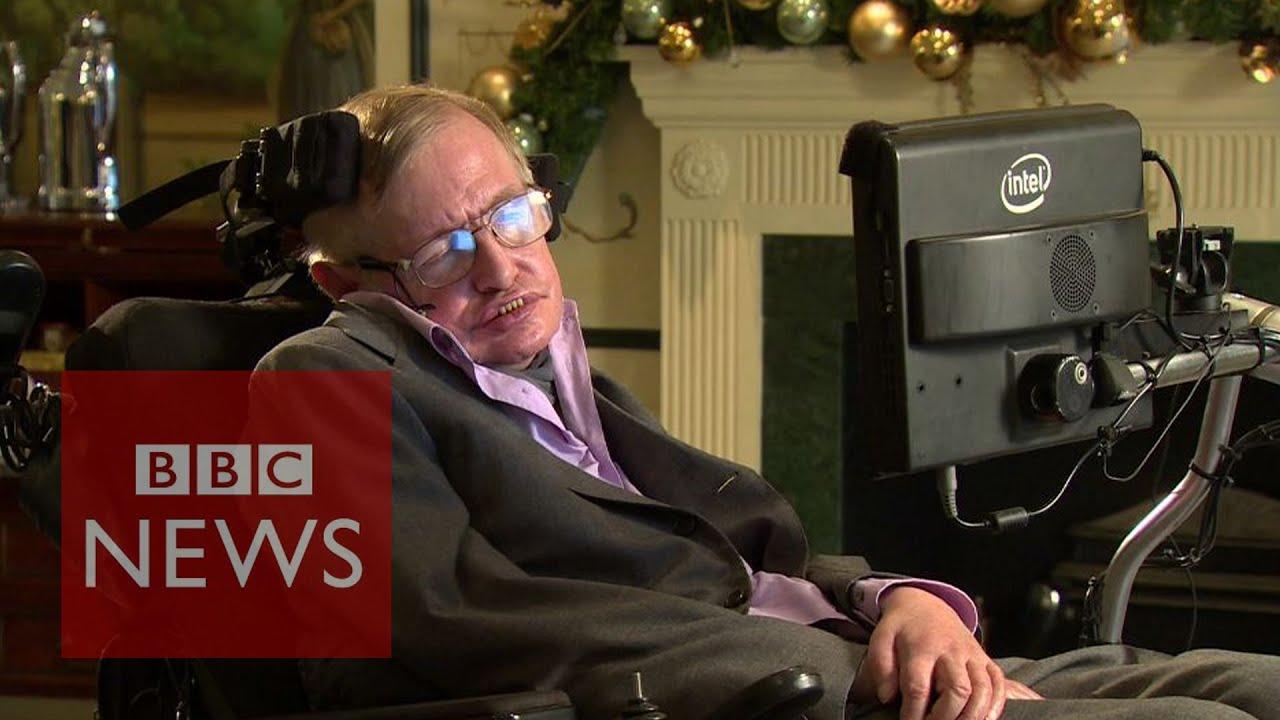 Stephen Hawking: 'AI podría significar el final de la raza humana'