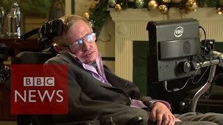 Stephen Hawking: 'AI could spell end of the human race' thumbnail