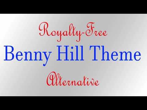 Royalty-Free Benny Hill Theme Alternative