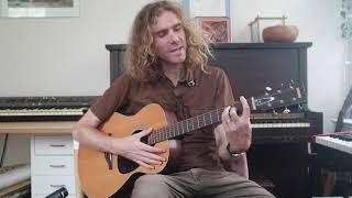 Clairo - Zinnias (Guitar Tutorial)