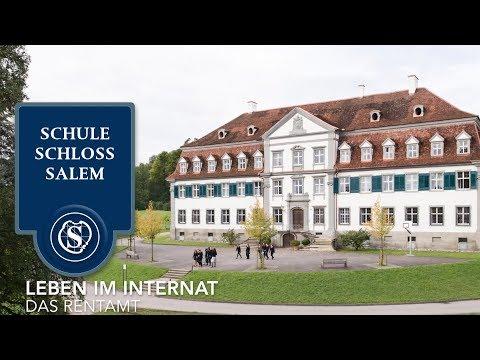 Leben im Internat - Das Rentamt - Schule Schloss Salem