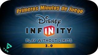 Disney Infinity 3.0 - Primeros Minutos de Juego - Gameplay Español - 1080p HD
