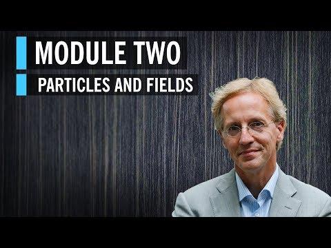 Robbert Dijkgraaf Module 2: Particles and Fields