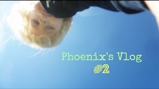❤ Phoenix's Vlog #2 (Our 2 Year Old Vlogger) ❤ Thumbnail