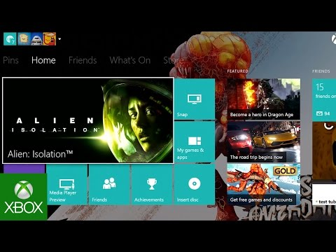 Major Xbox One update with custom backgrounds and Twitter support is here