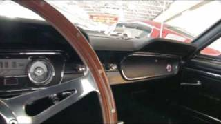 1965 Mustang Fastback GT350 for sale with test drive, driving sounds, and walk through video