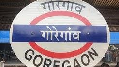 Renovated Goregaon station || Mumbai 2018 ||