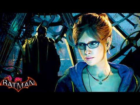 HikePlays: Batman Arkham Knight - BARBRA IS ALIVE!!!! Ep.8 - Batman Arkham Knight Gameplay