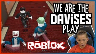 Killing The Innocent | Roblox Murder Mystery EP-41 Revised | We Are The Davises Gaming