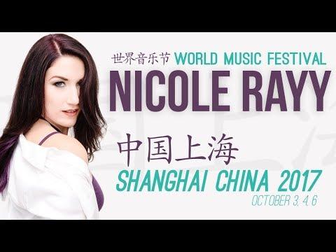 "Nicole Rayy - ""Fireproof"" (Shanghai, China)"