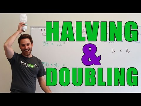 GMAT Tuesday: Quant Strategy - Halving and Doubling