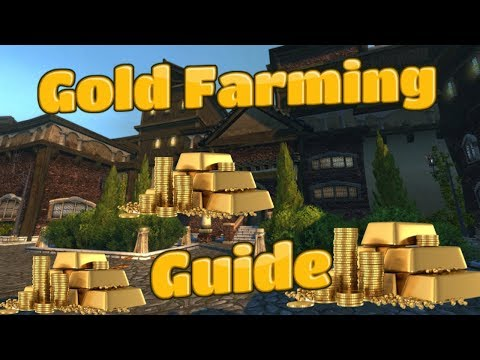 Neverwinter – Gold Farming Guide (Professions)