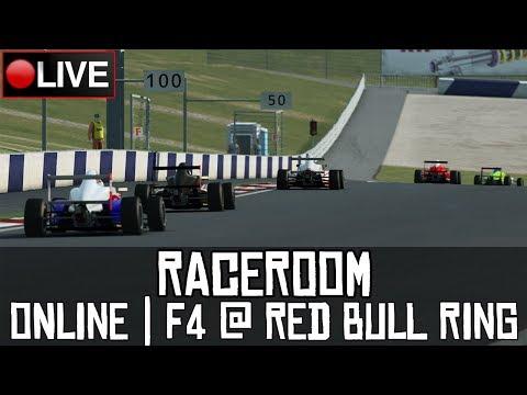 RaceRoom || Online || @e_Scuderia International April Series (Tatuus F4 @ Red Bull Ring) || LIVE