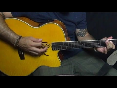 Personal Jesus by Johnny Cash – Totally Guitars Lesson Preview
