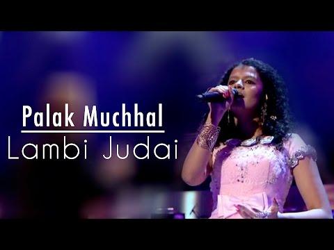 Lambi Judaai - Palak Muchhal | Live at Royal Albert Hall, London | Reshma Tribute