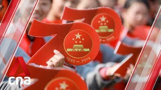 China gears up for 70th anniversary with grand parade in Tiananmen Square