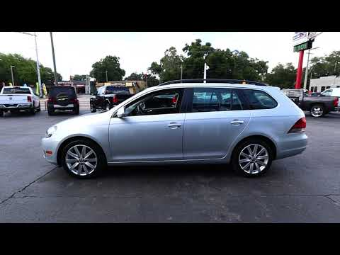 2012 Volkswagen Jetta SportWagen Used brandon,FL Drive Away Enterprises
