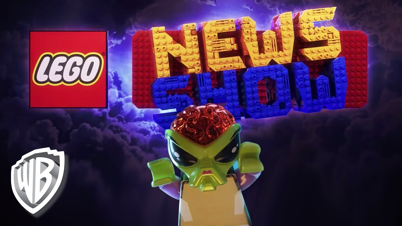 LEGO® News Show | Episode 2 - Halloween Edition with the Scooby-Doo Gang