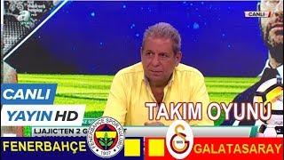 Fenerbahçe Galatasaray ,derbi   Erman Toroğlu  yorumları canlı  yayın
