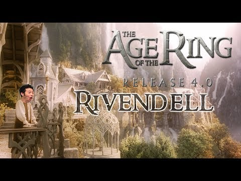 NO MORE LOTR GAMES? Age Of The Ring Has Your Back!